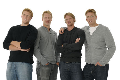 Staal Brothers - jordan-staal Photo