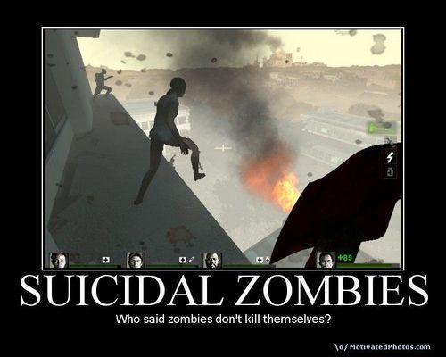 Suicidal Zombie