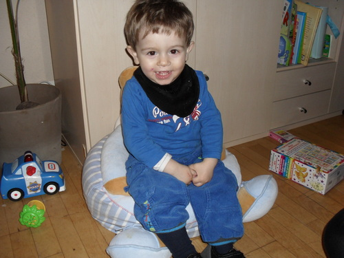 THE CUTEST BOY IN THE ENTIRE WORLD!♥