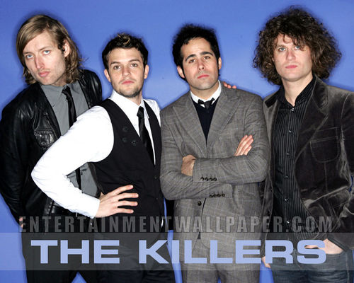 THe Killers wallpaper.