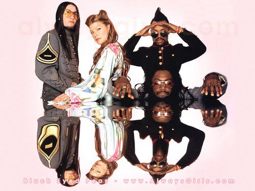 The Black Eyed Peas wolpeyper