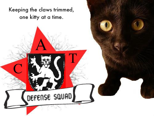 The CAT Defense Squad