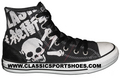 The Clash Converse Shoes - the-clash photo