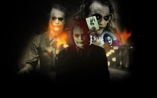 The Jocker - the-joker Wallpaper