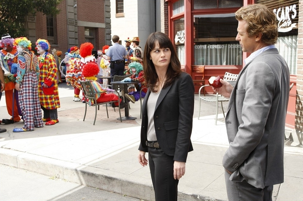 The Mentalist - Ep. 2.21 - 18-5-4 Promotional Pictures