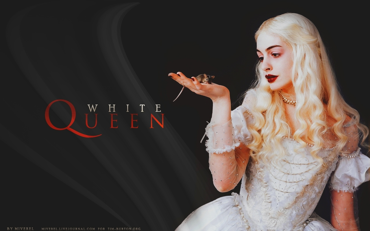 anne hathaway white queen - photo #4