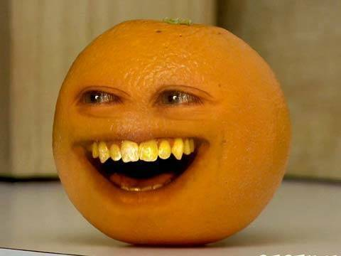 The Annoying Orange wallpaper called The annoying orange
