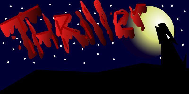 Thriller Logo Michael Jackson Fan Art 11563342 Fanpop