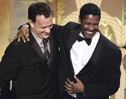 Tom and Denzel