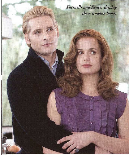 Twilight Carlisle & Esme
