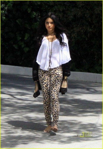 Vanessa in Studio City