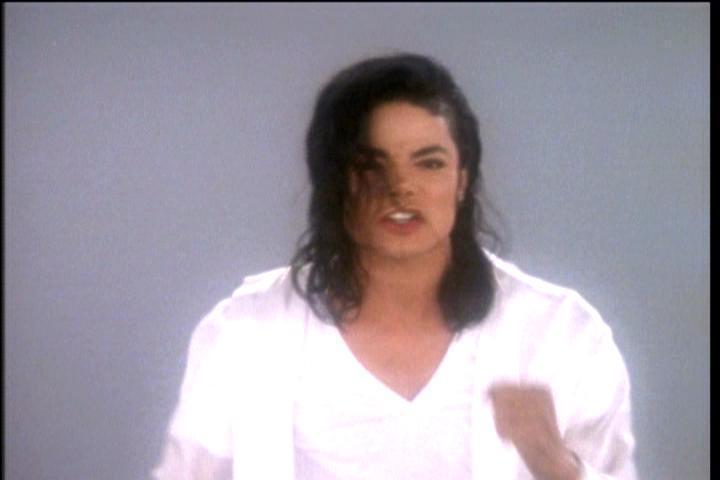 "Video Stills / ""Black or White -  michael-jackson photo"