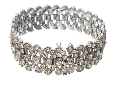 Vintage Art Deco Jewelry for Wedding