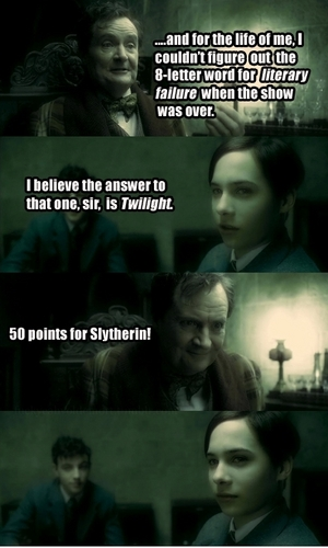Voldemort Knows All