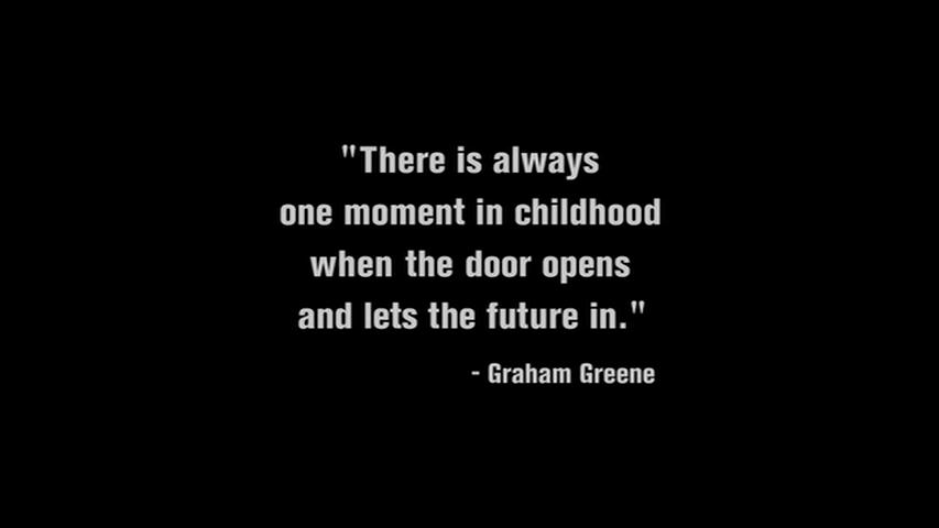 When the Door Opens
