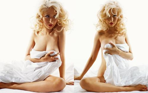 Xtina Wallpaper - christina-aguilera Wallpaper