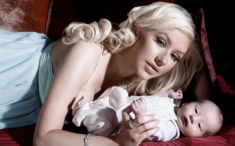 クリスティーナ�... Christina Aguilera