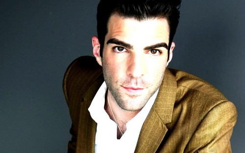 Zachary Quinto wallpaper called ZQ Widescreen Wallpaper
