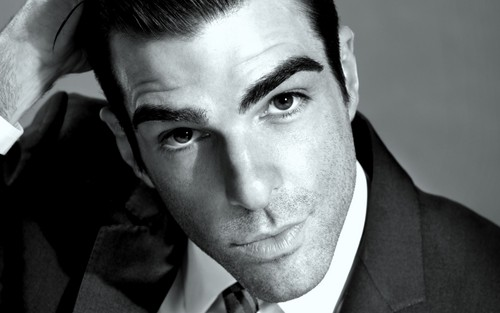ZQ Widescreen Wallpaper - zachary-quinto Wallpaper