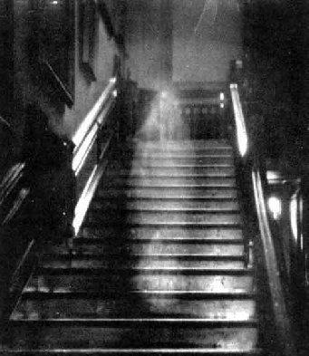 actual Foto of ghost girl