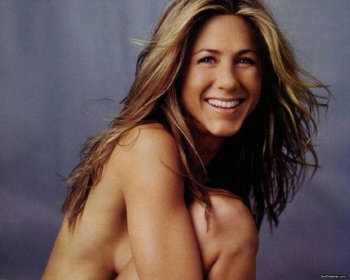 aniston naked
