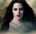 bella on vampire - twilight-series photo