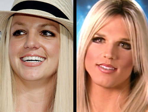 Britney Spears achtergrond entitled britney and derrick barry