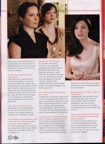 Charmed 7 magazine