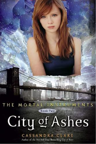 clary on city of ashes cover