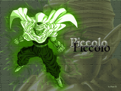 energy up of piccolo