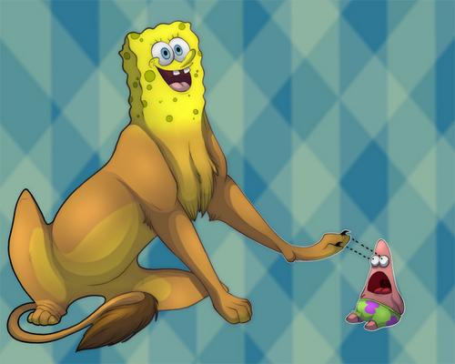 Spongebob Squarepants wallpaper titled fan art