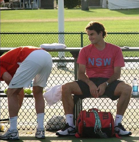 Federer Ass 54