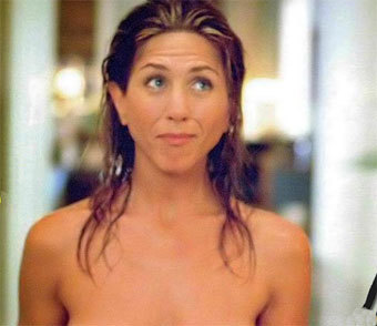 Jennifer Aniston wallpaper called jenn naked