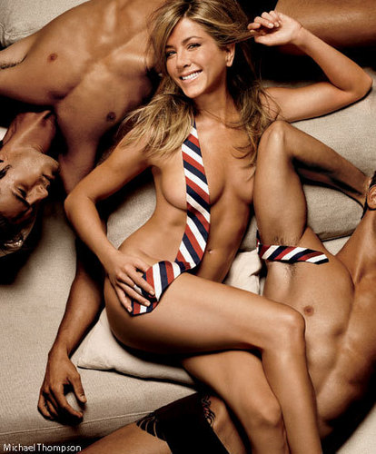 jennifer aniston naked - jennifer-aniston Photo