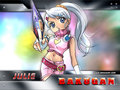 julie - bakugan-battle-brawlers wallpaper