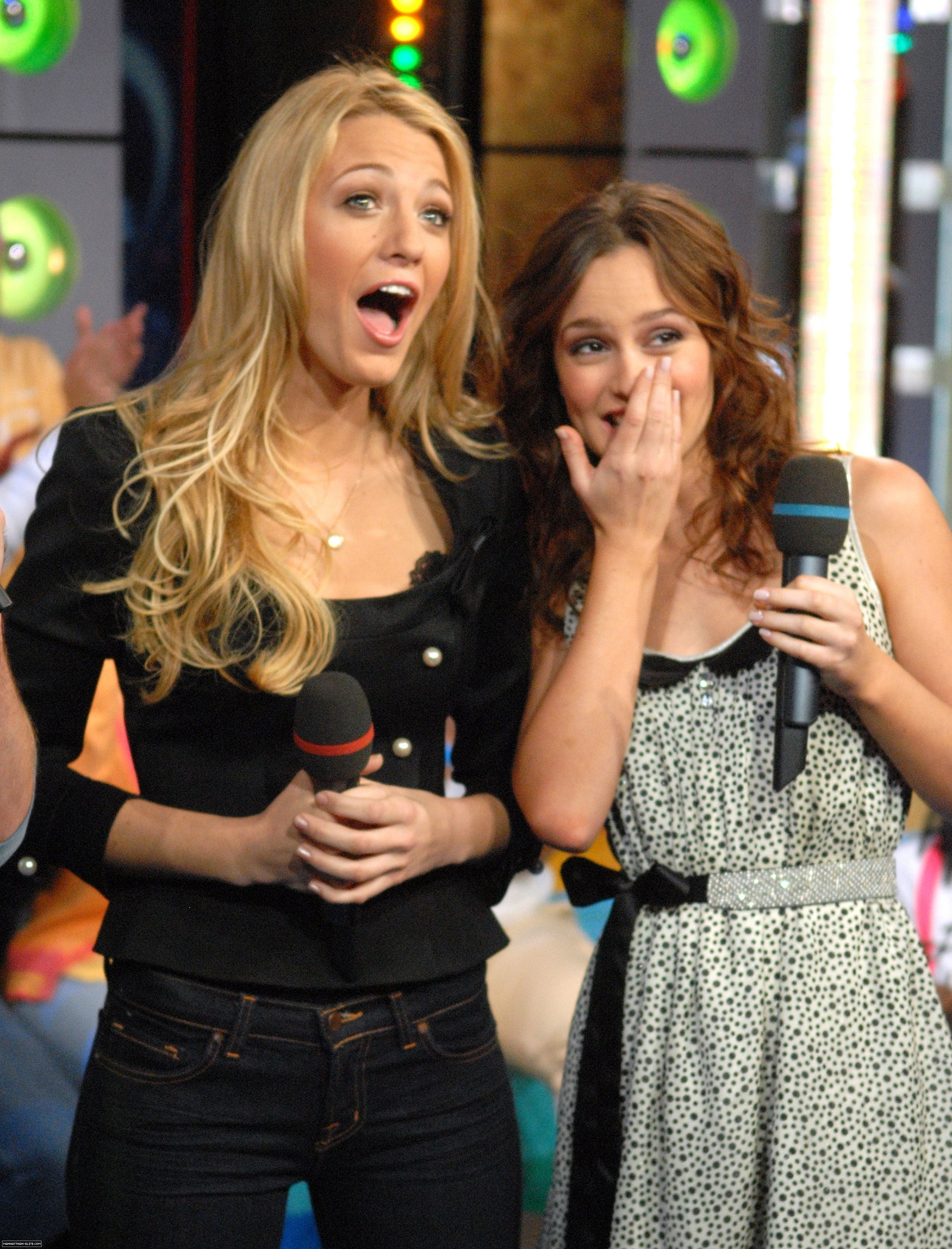 leighton and blake - Blake Lively and Leighton Meester Photo ...