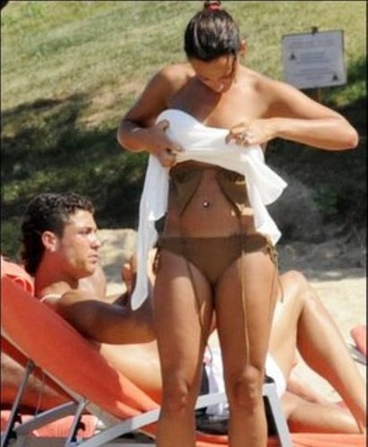 Cristiano Ronaldo wallpaper entitled ronaldo  Nereida Gallardo breast