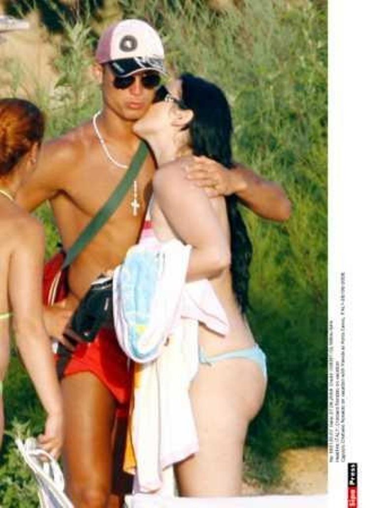ronaldo and Nereida Gallardo halik 4