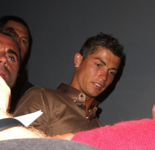 ronaldo face