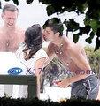 ronaldo kiss
