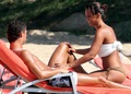 ronaldo sexy spiaggia