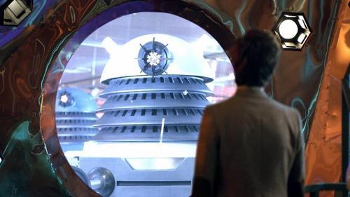 the new Daleks