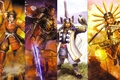 wallpapers by apok - koei-warriors fan art