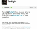 'Eclipse' Trailer Info From Summit - twilight-series photo