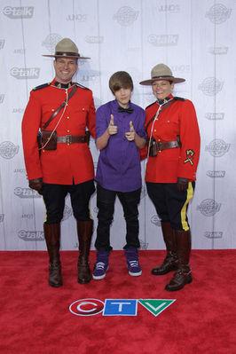 Events > 2010 > April 18th - Juno Awards