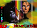 * R.I.P KING OF PÖP MICHAEL * - michael-jackson photo