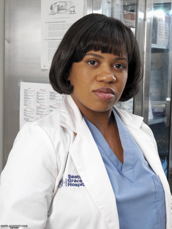 Dr. Miranda Bailey Grey's Anatomy