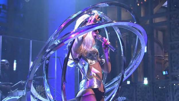 "10/03/09 - Lady GaGa's ""Saturday Night Live"" Performance (Medley)"