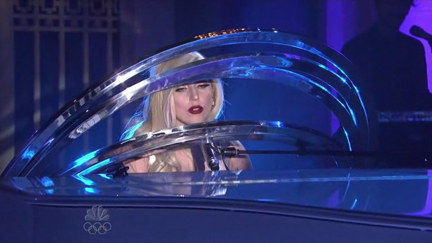 "10/03/09 - Lady GaGa's ""Saturday Night Live"" Performance (Medley)"