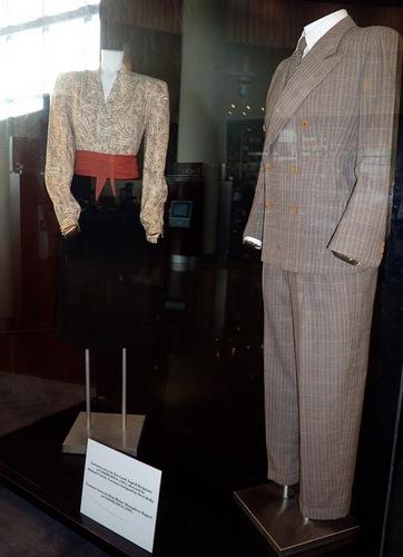 Actual movie costumes from Casablanca